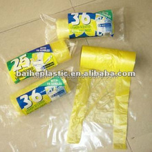 LDPE&HDPE bag used food/vegetable/shopping