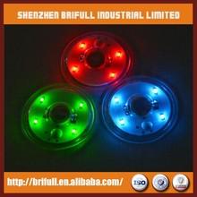 Light-up Multicolored Flashing Blink LED Cocktail Bottle Sticker
