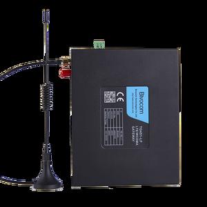 ワイヤレスm2m sms 4グラムlteゲートウェイイーサネットwan 4グラム産業ルータio用銀行atm機