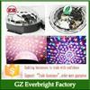 Trade Assurance Mini RGB 3W Projector DJ Lighting Light Dance Disco Crystal Magic Ball Bar PartyRGB led star effect stage light