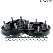 "High-Tec 6061-T6 Aluminum 6 on 4.5"" Wheel Spacers for Nissan Frontier 2012"