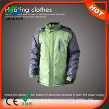 HJ08 7.4V Wholesale Battery Heated Clothing / Heated Jacket