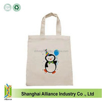 100% Canvas Tote Bag, Promotional Cotton Bag, Canvas Cotton Bag