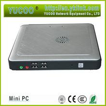 Intel Pentium J2900,Quad Core 2.41Ghz-2.66Ghz Prorable Wireless PC Station