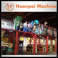 50t/d maize flour milling machine,maize grits grinder,corn grinding line