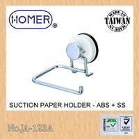 bathroom accessory, cheap price, suction cup toilet paper holders