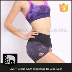 2016 presale comfortable spandex yoga sports bra for women