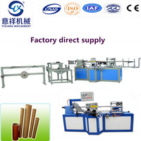 Core cutting machine for toilet roll paper plastic film textile industry