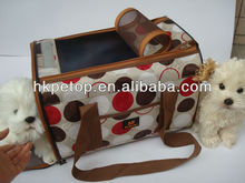 Foldable Pet Dog Tote Carrying Bag