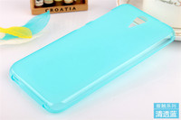 Ultra Thin Silicone Back Cover Sleeve Case Soft TPU Gel Bumper Slim Protect for HTC m9