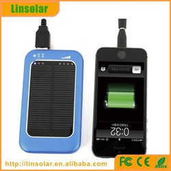 promotion solar panle charger 2600mAh 5v 2a Cheap Solar mobile phone charger