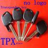 TOngda 2013 Hot sales for toyota transponder key shell no logo