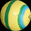 pu covering soccer ball