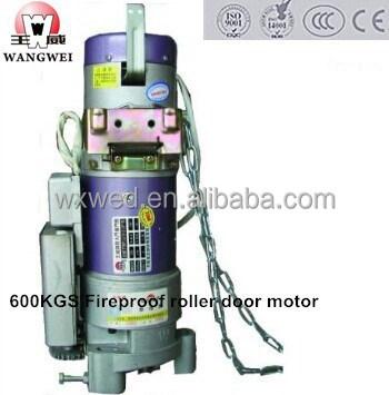 Wangwei AC 380V 600kgs FJJ Fireproof Electric door motor