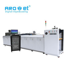 Industrial small character inkjet code printer/graphics printing available
