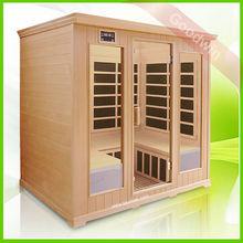 2012 China hot model Infrared sauna room GW-405