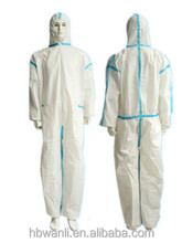 Coverall manufacturer/heated coveralls (FDA,CE,ISO approved)