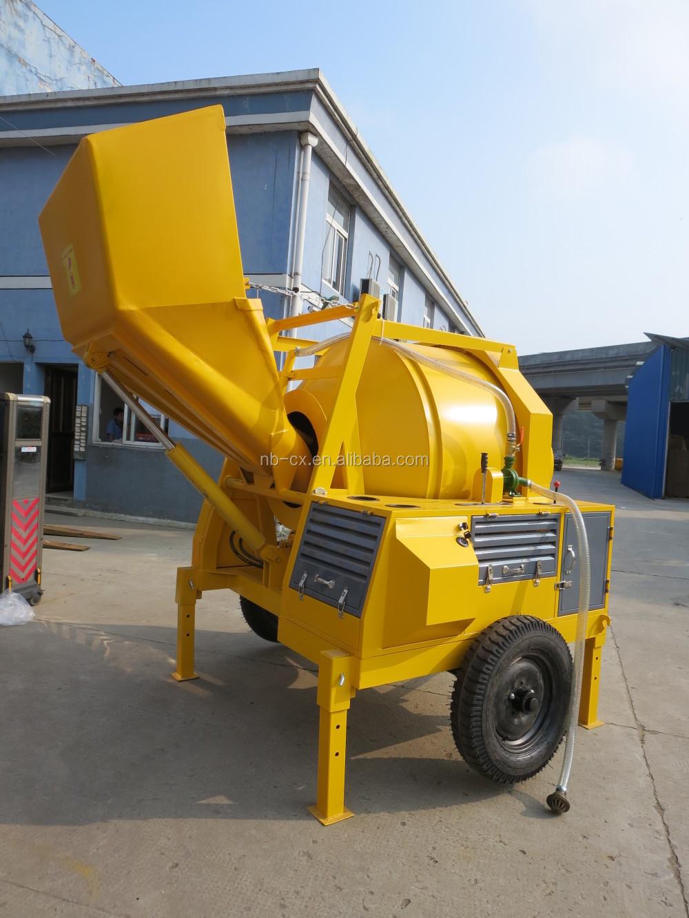 JZC350-DH concrete mixer