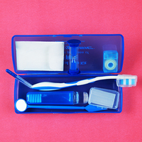 Travel mouth hygiene clean kit