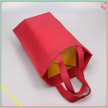 good raw material for non woven bags/recyclable non woven bag/non woven gift bag
