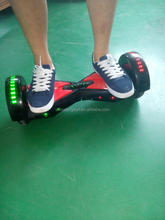 2015 8 inch Self Balance 2 Wheels Electric Mini Smart Motor Scooter Reviews from Holysun wholesale