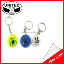 best promotion give away gifts reflective keychain