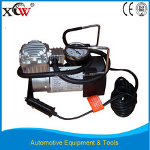 12V mini air compressor automatic tire inflator for car and truck