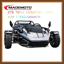 2015 Hot Sale 12V,12AH New ZTR Trike Roadster 250cc / Trike Motorcycle