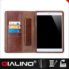 QIALINO Top Grade genuine leather case for ipad mini leather case