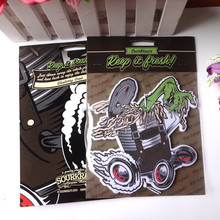 China wholesale keep long time customized car scent air freshener