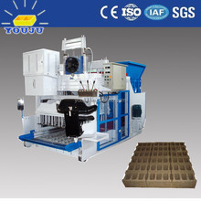 small scale industries machines QMY18-15 egg laying foam concrete block machine