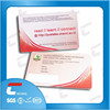 pvc rfid smart card card factory price with s50/ultralight ev1/ntag213 chip