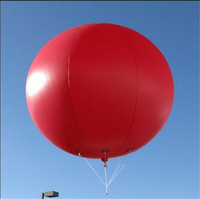 Pvc inflatable helium balloon/giant sale promotion advertising inflatables