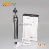 40W huge capacity battery bgo, 2015 the newest e-cigarette battery from Shenzhen Jomotech with cheap price and high quality