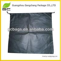 high quality material plastic washing bag with drawstring