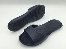 Simple and soft bathroom & hotel slippers for women
