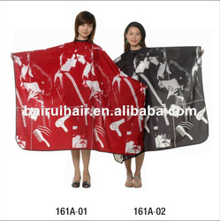 professional disposable salon cape for hairdressing use