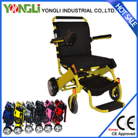 YLD05 small electric wheel chair indoor and outdoor for elderly and handicapped