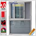 superhouse الزجاج المزدوج ثابتة وانزلاق النافذة الصين مورد يتوافق مع المعايير الأسترالية as2047 as2208 as1288