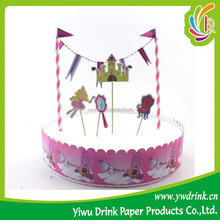 Birthday Party Supplies Cake Decoration Set