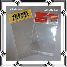 clear opp bag,opp plastic bag for gift packing