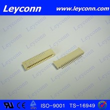 Pitch 1.0mm Non ZIF Surface Mount Parallel FPC Connector made in China Alibaba