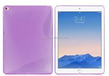 2015 custom color TPU case for ipad air 2 soft cover