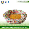 SGS & ISO qq pet factory wholesale cheap sofa shaped dog bed & luxury leather dog sofa beds