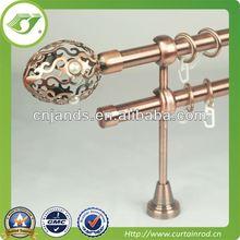 AC Copper 24 Inch Curtain Rod/Uzbekistan Double Curtain Rod