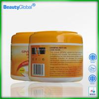 Garlic Extract Nourishing & Repairing hair darkening cream name brand hair products deep care hair mask