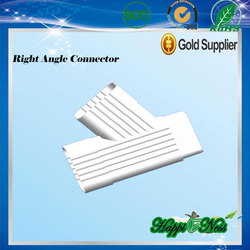 Strong quality of Rain Carrying System pvc compound for pipe fittings hot sale roof gutter