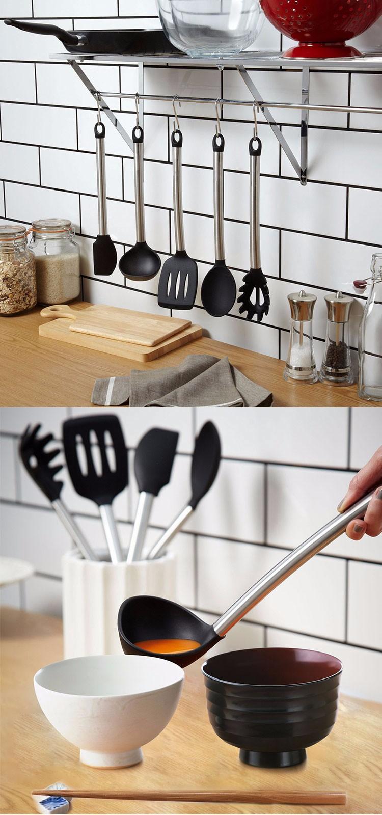 2016 mode color e silicone cuisine en vrac ustensiles ustensiles id de produit 1246554880 french for Ustensiles de cuisine belgique