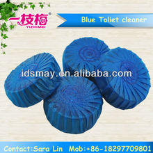 Blue Bubble Flush Block Toilet Cleaner