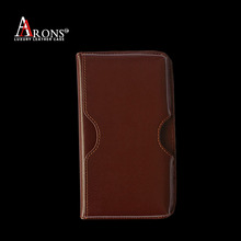 Genuine leather phone pouch for iphone 6 mobile phone bag